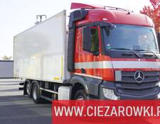 Mercedes-Benz refrigerated truck Actros 2542 , E6 , 6x2 , 19 EPAL , Retarder , Lift axle , Stream