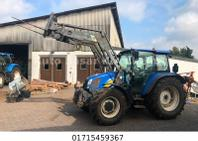 New Holland T5060  Frontlader Quicke 670